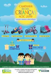 Promoção Dia das Crianças ACIC 2019