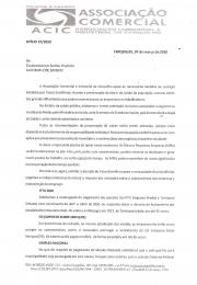 Medidas de proteção ao setor comercial e empresarial de Cerquilho